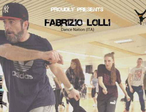 Hip Hop workshop in Linz with Fabrizio Lolli : Sun 12th Feb