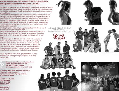 Da Lunedì 18 Settembre riapre Dance Nation_Hip Hop School