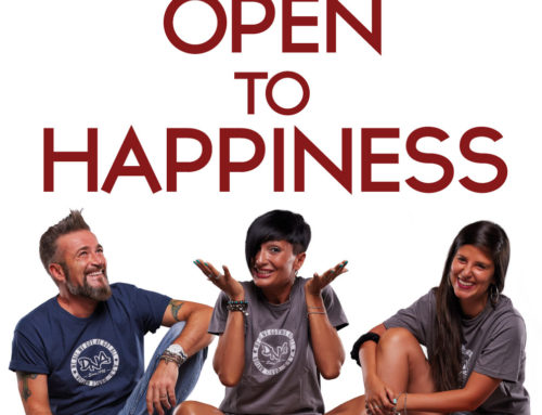 …dal 17 Settembre: Open to Happiness